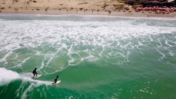 FLORIANOPOLIS DRONE SURF