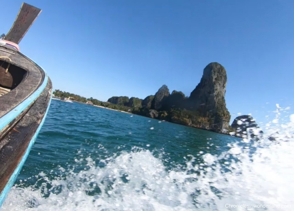 Boat railay