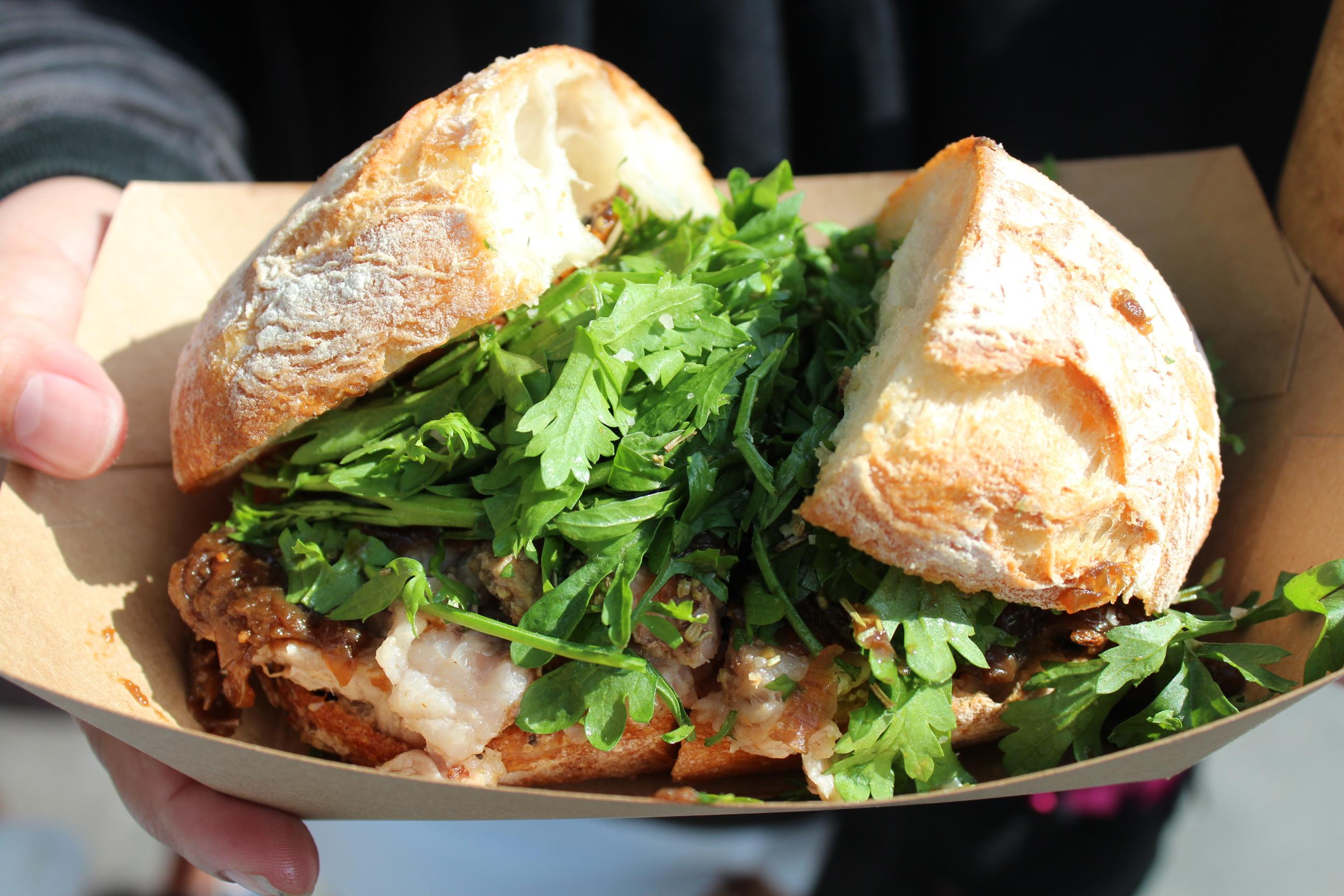 sofa farmers market san jose springfield convertible reviews porchetta chronicles of a beauty foodie