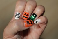Halloween Nails | Chronicles of a Beauty Foodie