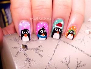 christmas nail inspiration chronicles