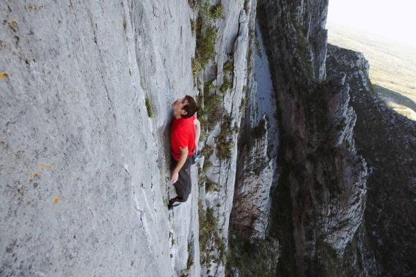 Alex Honnold El Capitan Climbing