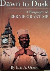 Rt Hon Bernie Grant MP for Tottenham, London