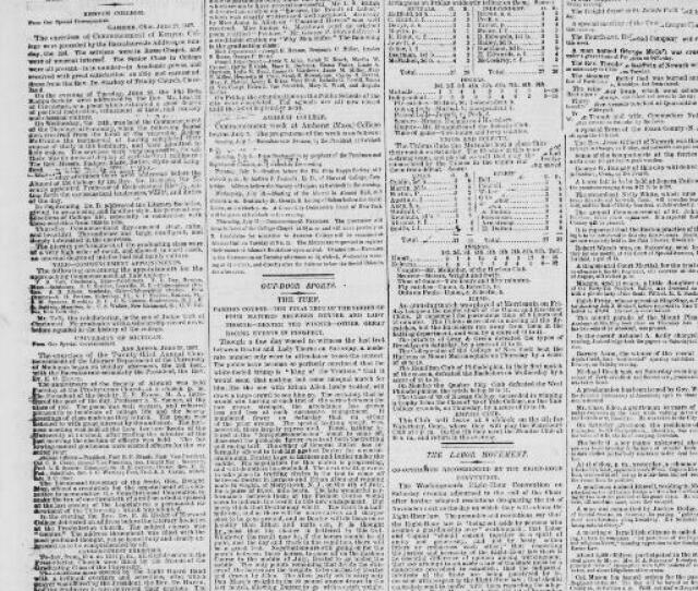 New York Tribune New York N Y 1866   Image 8 Chronicling America Library Of Congress