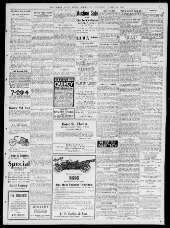 The Barre daily times. (Barre, Vt.) 1897-1959, April 15, 1916, Page ...