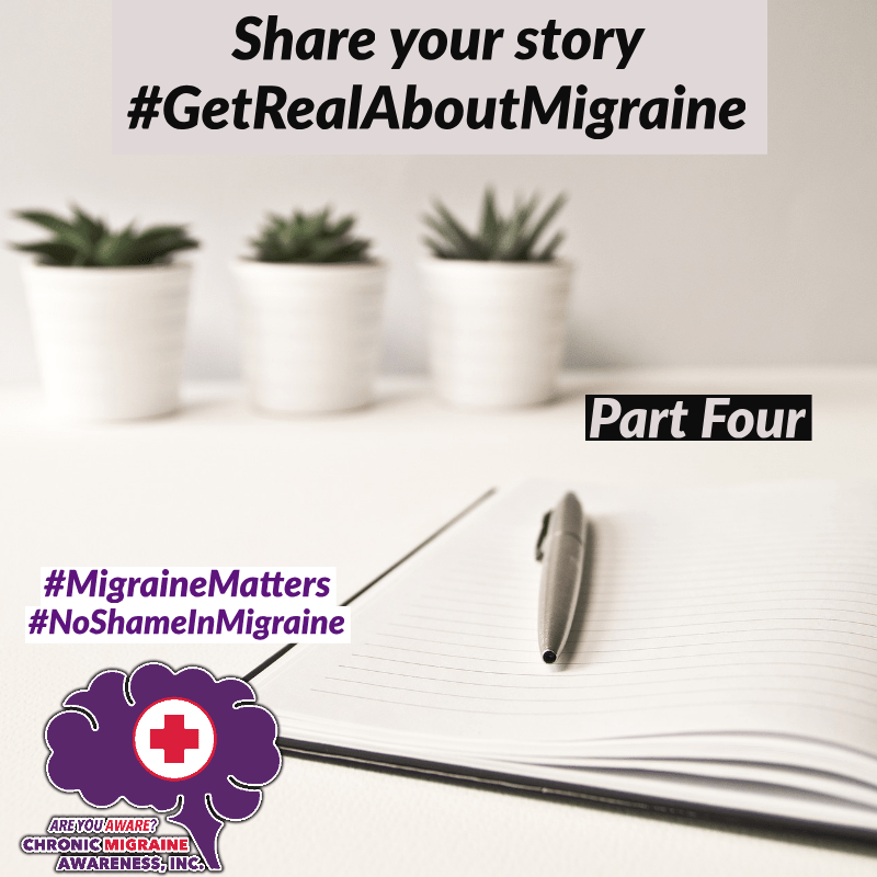 Get Real About Migraine: Anne's Story