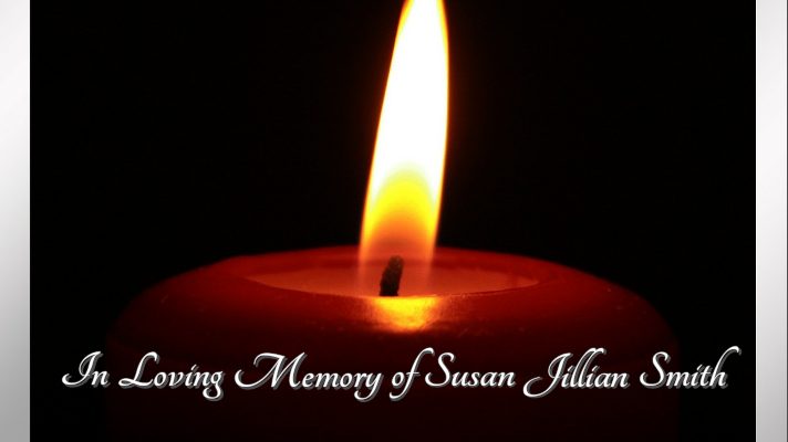 A Tribute to Susan Jillian Smith