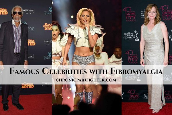 Famous Celebrities with Fibromyalgia