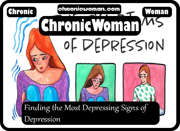 Most Depressing Signs of Depression