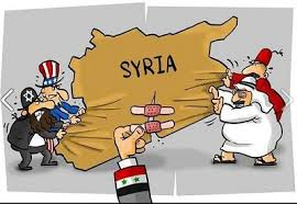 Qui veut déchirer la Syrie?