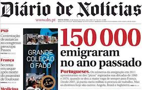 150.000 émigrèrent l'an passé
