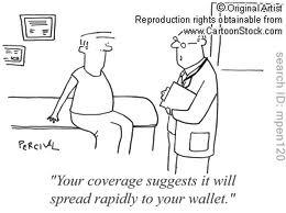 """""""Votre rapport suggère que cela se propagera rapidement à votre porte-monnaie""""."""