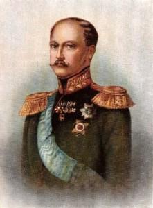 Nicolas I, le même regard d'acier que Poutine.