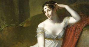 Marie-Josèphe Rose de la Tascher de la Pagerie, future impératrice des français.