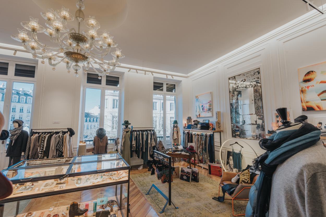 Boutique Jane de Boy  Concept store bohochic  Bordeaux