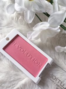 blush makeup-revolution