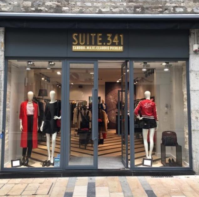 """""""Suite. 341"""" Besançon : le défilé automne-hiver exclusif"""