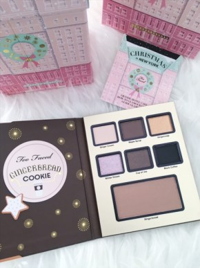 couleurs palette cookie too faced
