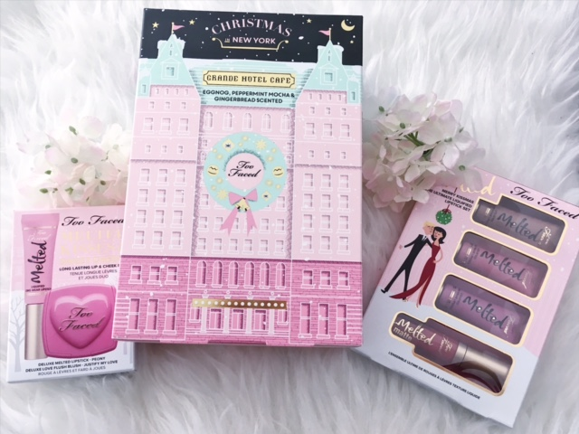 Too faced, une collection de noël magnifique !