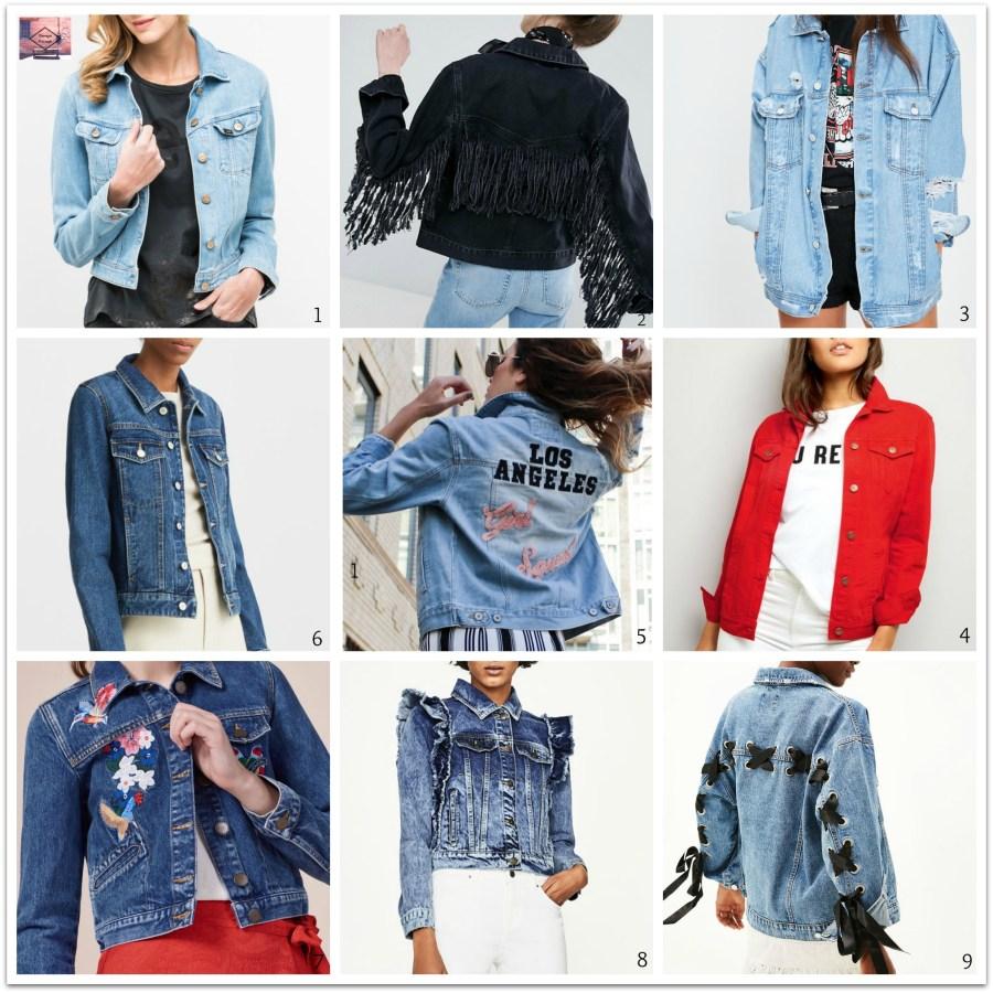 L'intemporelle veste en jean pour Elle et Lui !