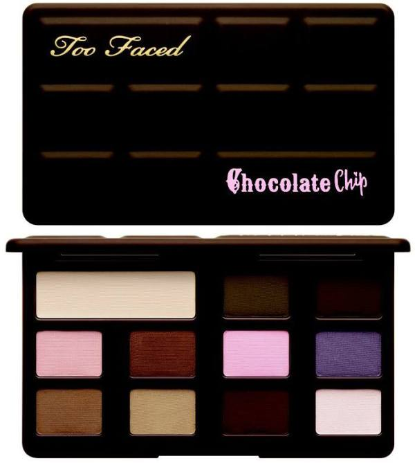 Chocolate chip collection de noel too Faced 2017