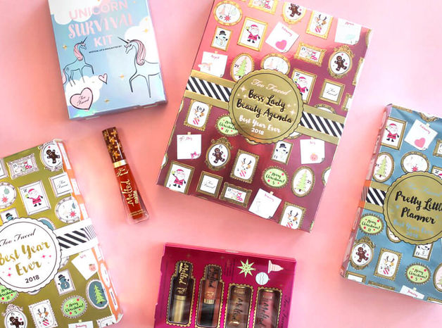 La collection de Noël Too Faced 2017