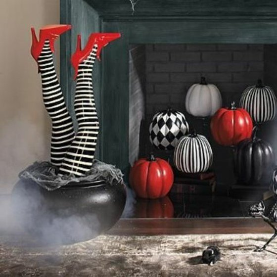 Organiser une Halloween Party horrifiante !!