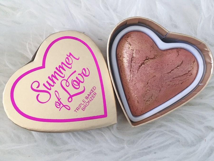 Poudre Bronzante I heart Makeup