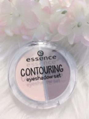 contouring eyeshadow set essence cosmetic