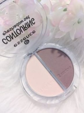 contouring eyeshadow set essence cosmetic