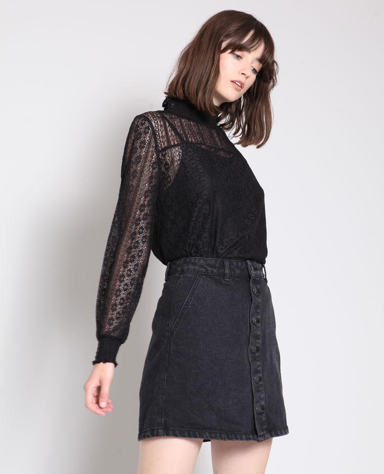 blouse en dentelle pimkie