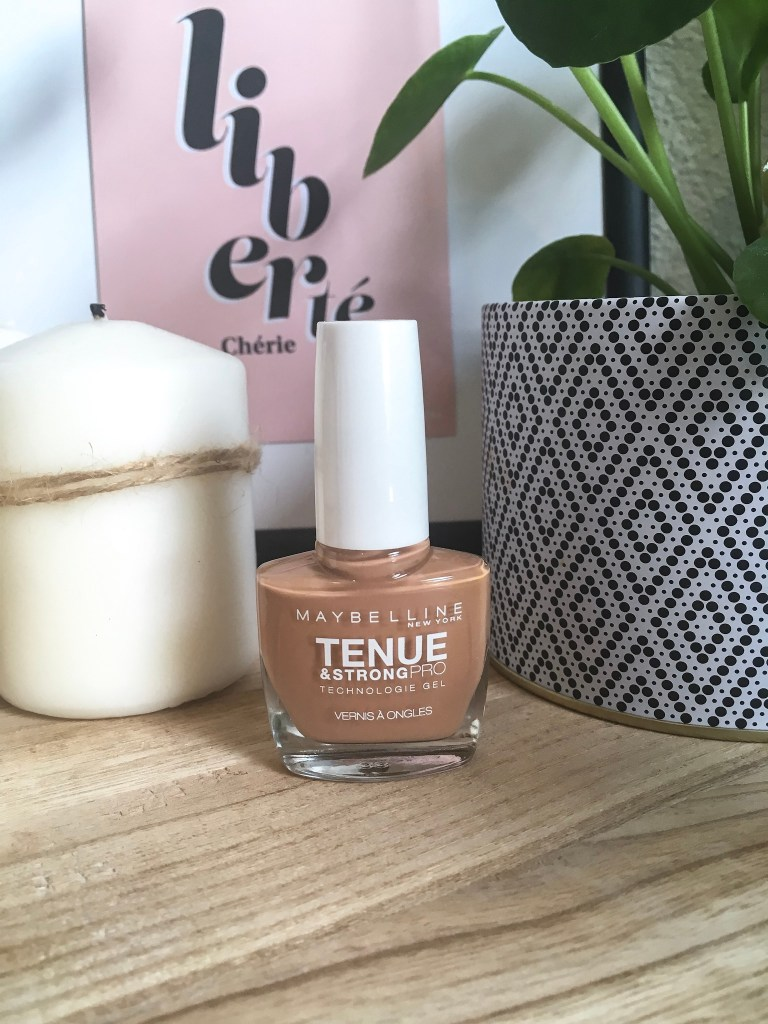 maybelline vernis à ongles driver 897