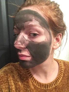 rendu du masque charbon fkare