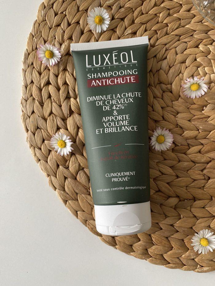 shampoing anti chute luxeol