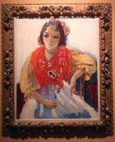 Kees Van Dongen, Trinidad Fernandes, 1907, huile sur toile.