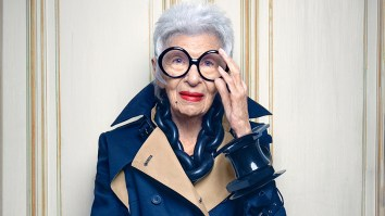 Iris Apfel, la papesse de la mode