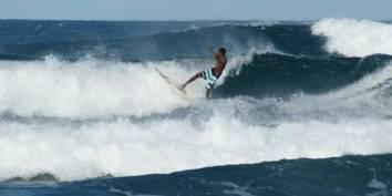 Les spots de surf, l'eldorado des passionnés de sensation forte