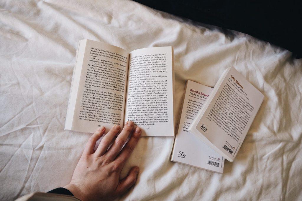 Les livres du confinement (pour l'instant)