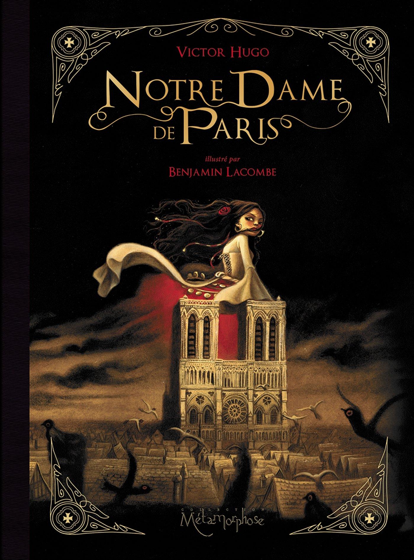 Notre-dame De Paris Victor Hugo : notre-dame, paris, victor, Selling, Books, Chroniques, Rentrée, Littéraire