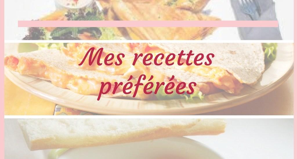 recettes-preférées