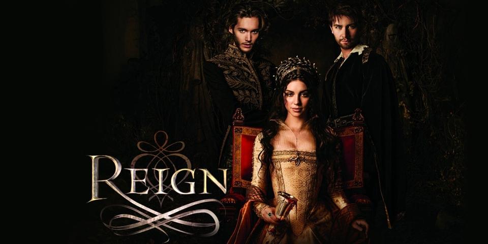 Reign, l'histoire de Marie Stuart, Reine d'Écosse