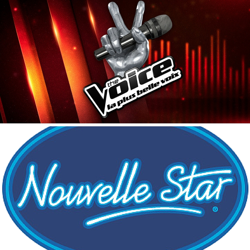 The Voice vs Nouvelle Star