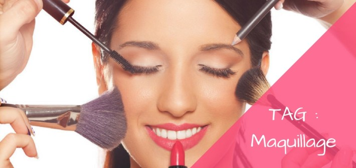 TAG- 10 questions maquillage