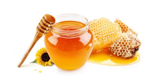 rhume-miel-gorge