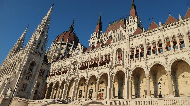 parlement-budapest