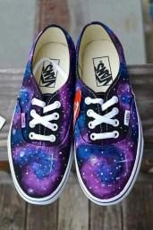 Des chaussures magiques