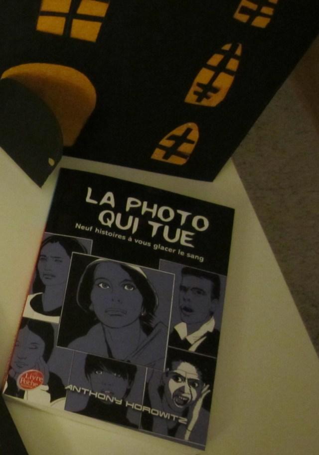 La Photo Qui Tue Anthony Horowitz : photo, anthony, horowitz, Photo, Histoires, Glacer, Sang,, Anthony, Horowitz, Chroniques, Litteraires