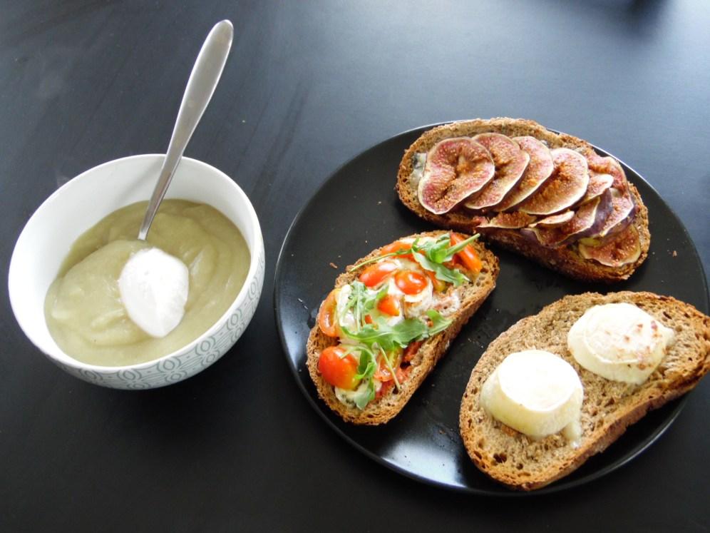 Crème de brocolis & tartinade