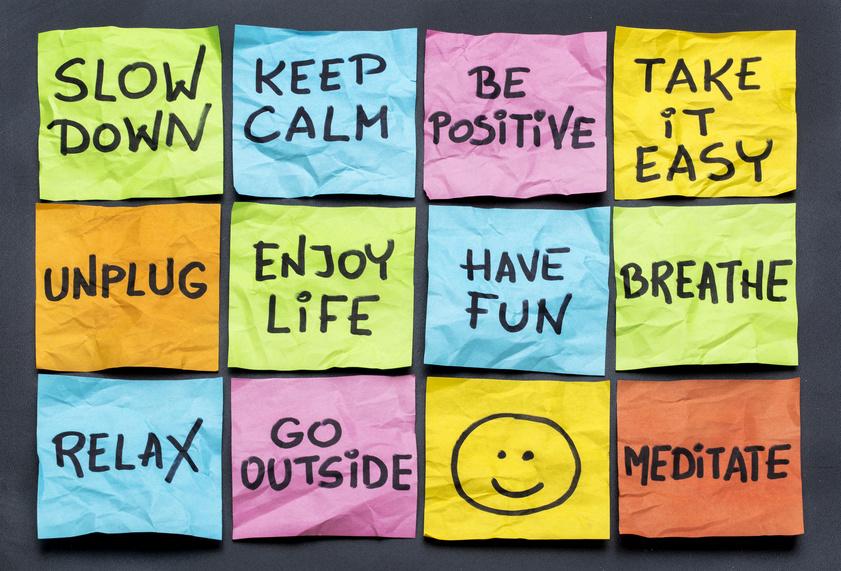 Stress et vie saine