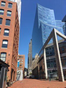 Boston, alimentation saine